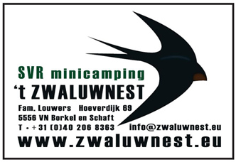 camping 't Zwaluwnest