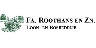 Fa. Roothans en Zn, Loon- en Bosbedrijf