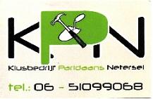 Klusbedrijf Paridaans