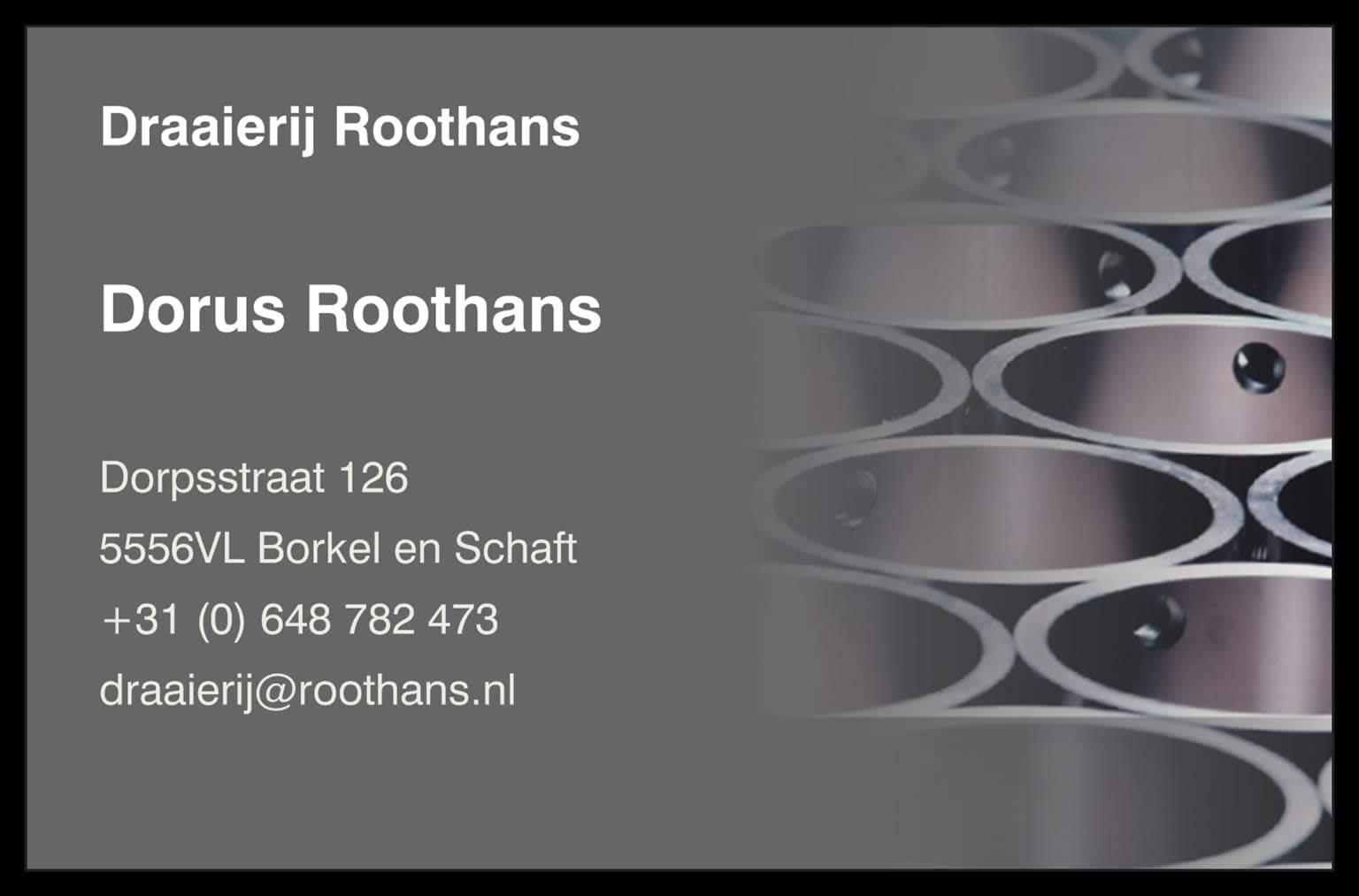 Draaierij Roothans