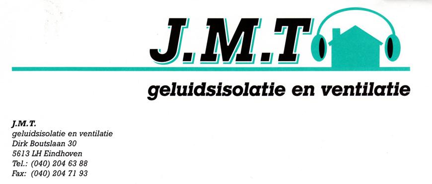 J.M.T. Geluidsisolatie